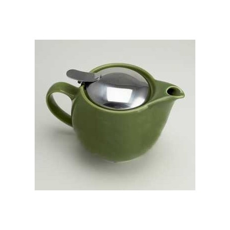 Avocado Bee House Tea Pot - 15 oz.