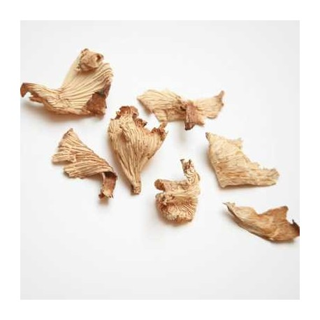 Dried Chantarelle Mushrooms - finest grade