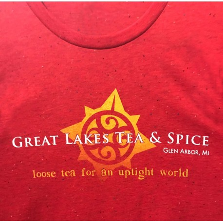 TEA-Shirt - Loose Tea for an Uptight World