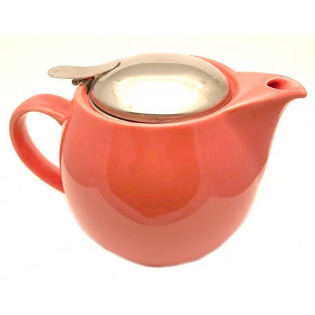 Carrot Bee House Tea Pot - 15oz