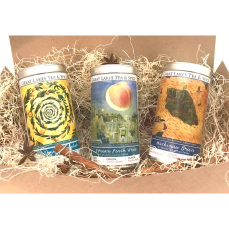 Summer Iced Tea Sampler Gift Box