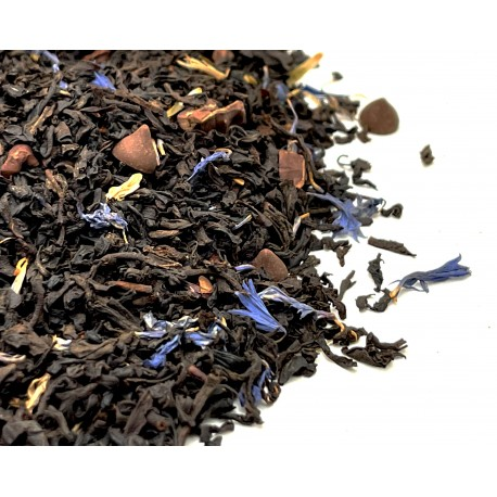 Dark Chocolate Valentine's Black Tea