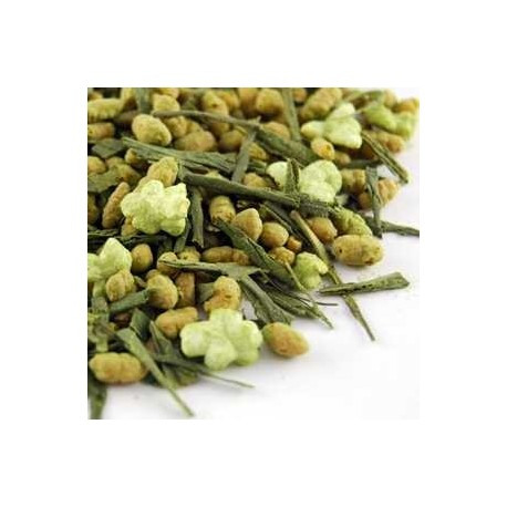 Japan Genmaicha Green Tea